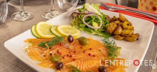 Plat-poisson-cru-L-entrepote-restaurant-gastronomique-yvelines-78